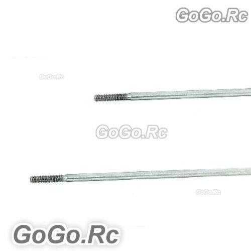 2 Pcs 340mm Flybar Rod For Align T-Rex Trex 500 Helicopter