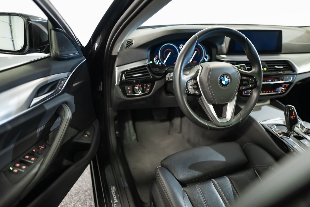 BMW 520d Touring xDrive aut.