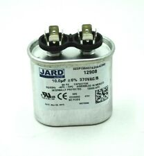 JARD ELE-10370OV2 10 MFD 370V Oval Capacitors 12908 2
