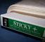 SULKY-STICKY-EMBROIDERY-STABILIZER-22-5-034-x25YDS-BOLT miniatuur 1