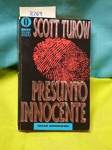 Presunto innocente  Scott turow