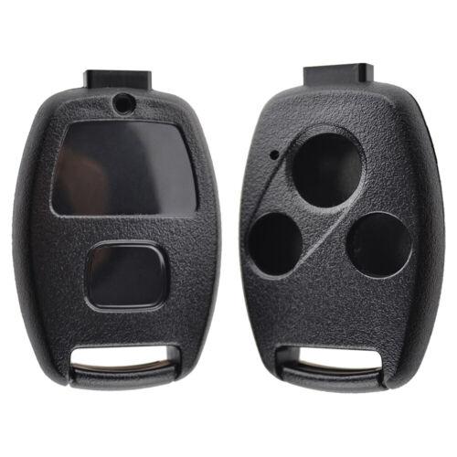 Car Remote Key Case Fob Shell For Honda CIVIC ACCORD PILOT Ridgeline Insight