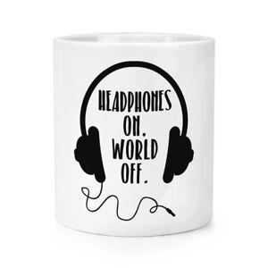 Ecouteurs-On-World-Off-Maquillage-Brosse-Crayon-Pot-Drole-Musique-Dj