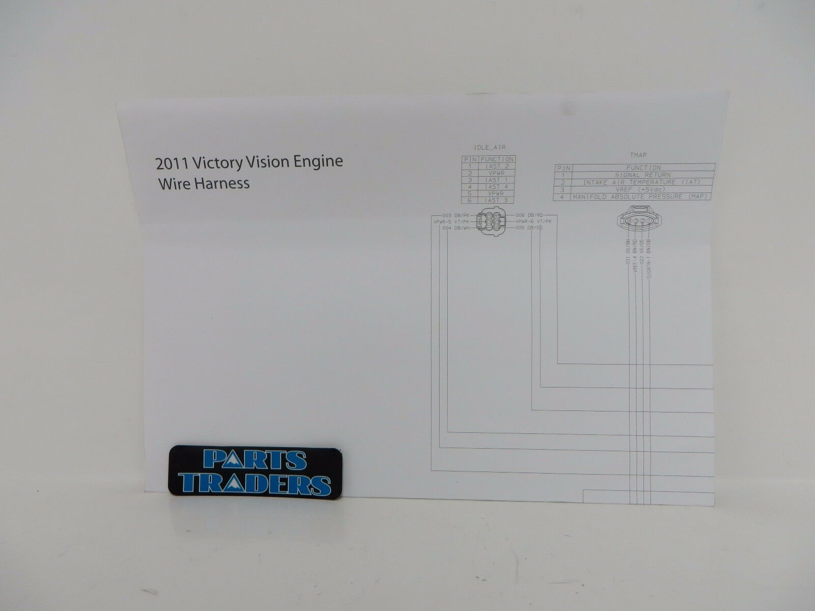 Genuine Victory Dealer Service Manual Engine Wiring Harness Diagram 2011  Vision | eBayeBay