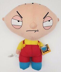 Stewie-Griffin-Plush-Family-Guy-Nanco-2005-Twentieth-Century-Fox-12-Inch