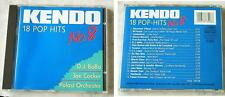 KENDO Edition No. 8 - John Waite, Luca Carboni, Six was Nine,... BMG Ariola CD
