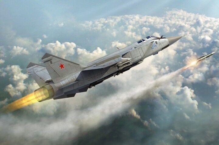 Hobby Boss 1 48 Mikoyan MiG-31 Foxhound