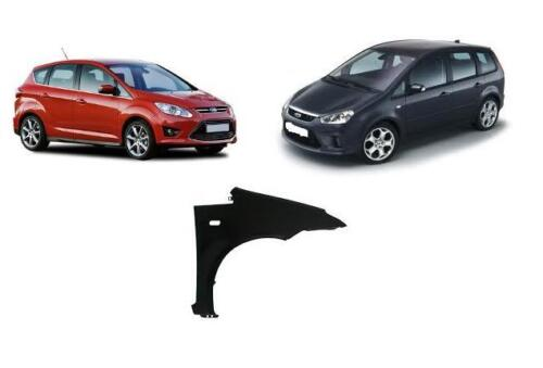 FORD C-MAX 2004-2010 FRONT WING PAINTED ANY COLOUR RIGHT HAND O//S