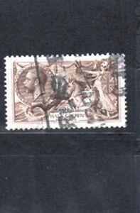 Gestempelte half Crown Marke von 1915/18 - Berlin, Deutschland - Gestempelte half Crown Marke von 1915/18 - Berlin, Deutschland