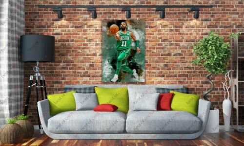 Details about  /Kyle Irving Special Edition Sports Painting Canvas Print Art Decor Wall