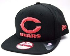 Chicago Bears New Era 9Fifty NFL Football Team Logo Snapback Cap Hat OSFM a6c914575658