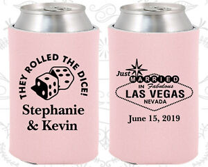 Wedding favor koozies cheap beer can koozie ideas 55 las for Beer koozie wedding favors