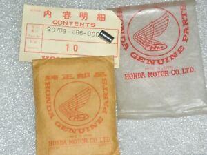 1968-1978 Honda CB CL SL 350 360 XL 175 250 TL Crank Dowel Pin NOS 90708-286-000