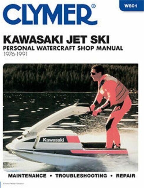 Kawasaki Jet Ski 1976
