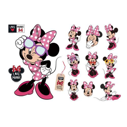 Mac Disney Minnie Mouse pour Ordinateur Portable Autocollant Peau autocollants muraux Decal