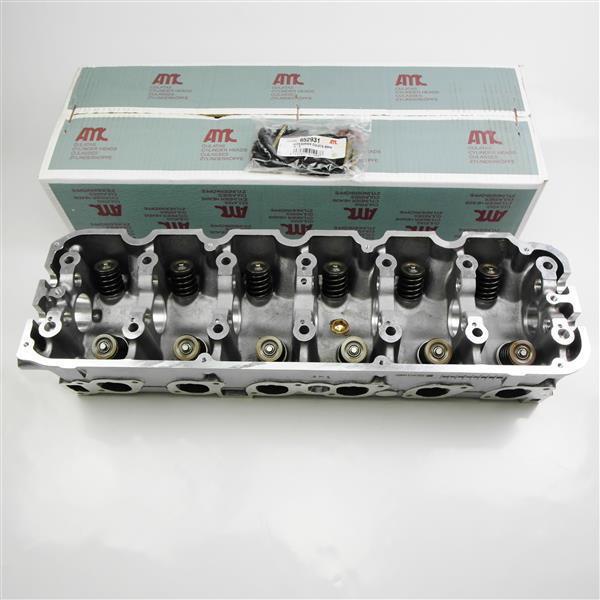 AMC Cylinder Head BMW Mit Valves & Springs 2 5l M20b25 325i 6 CYL
