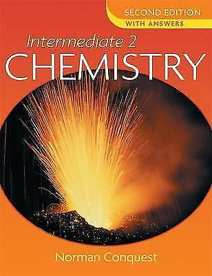 Intermediate Chemistry: Level 2: With Answers By Norman Conquest