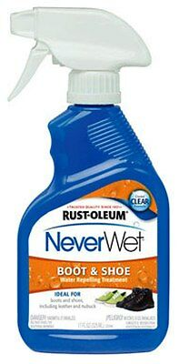 Rust-oleum Neverwet Boot & Shoe Water Repellent Treatment 11 oz 280886