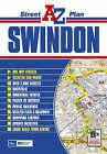 Swindon Street Plan by Geographers' A-Z Map Company (Sheet map, folded, 2008)