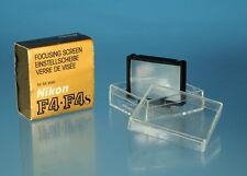 Nikon Einstellscheibe Focusing Screen Typ B für Nikon F4 / F4S - (50631)