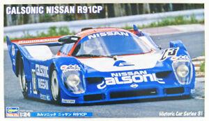 Hasegawa-HC-31-Calsonic-Nissan-R91CP-1-24-Scale-kit