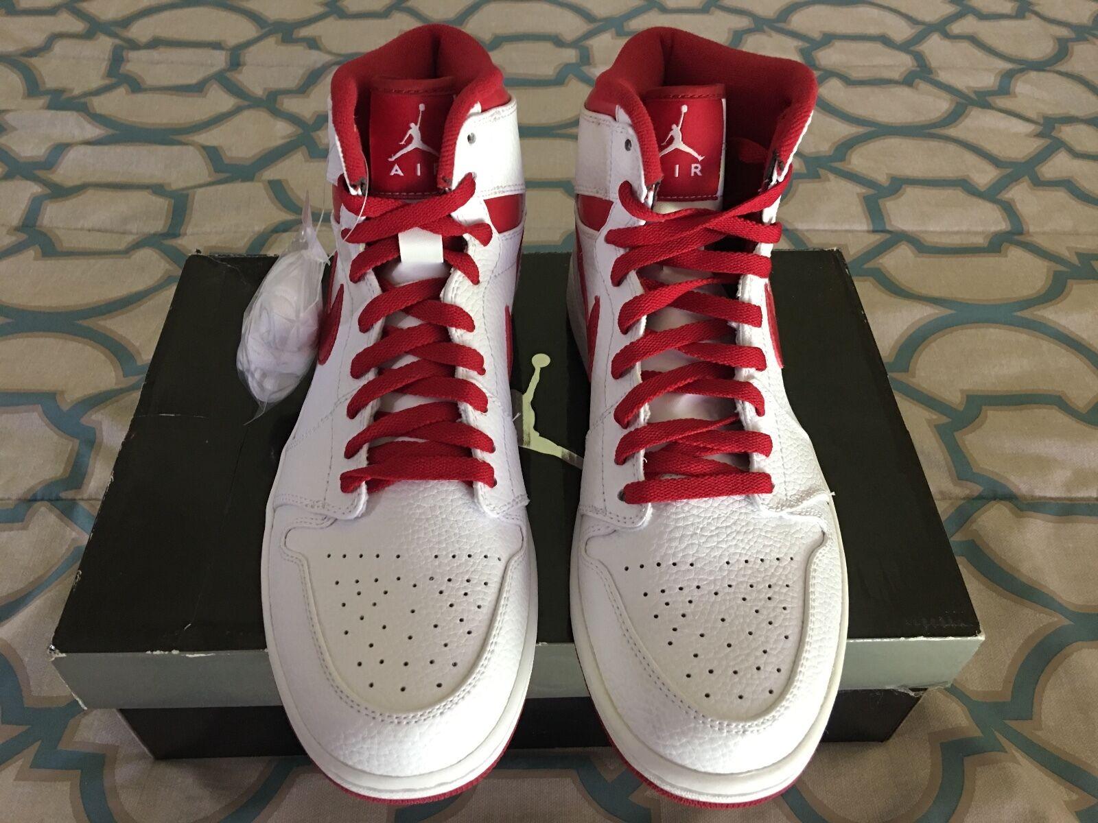 Air Jordan 1 retro high DTRT do the right thing high red