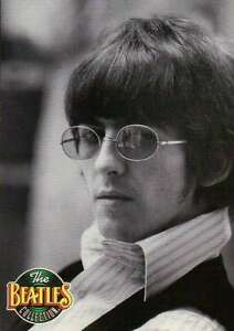 Image Is Loading Beautiful Photograph Of George Harrison Wearing Glasses Beatles