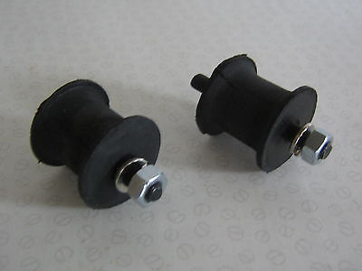 SPITFIRE HERALD,VITESSE MANUAL NON-OVERDRIVE GEARBOX MOUNTS x 2 122689 GT6