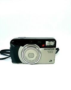 Olympus-Newpic-Zoom-90-APS-Point-amp-Shoot-Film-Camera-vintage-Good-condition
