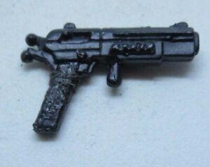 1989 GI Joe Night Force Shockwave Pistol original figure accessory