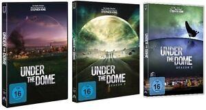 12-DVDs-UNDER-THE-DOME-STAFFEL-SEASON-1-3-IM-SET-Mike-Vogel-NEU-OVP