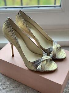 Vintage miu miu shoes Size 40.5   eBay