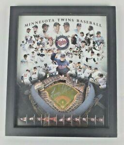 Tony-Oliva-signed-autographed-Framed-8-x-10-Photo-Legends-of-Minnesota-Twins-MLB