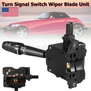 Turn-Signal-Switch-Delay-Wiper-Lever-for-Lebaron-Dakota-Durango-Ram-D150-Truck