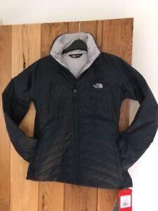 Womens M 2 Blue Coat Navy 0 North Face Jacket Vescent Medium Water Resistant Uk OBgXrOqw