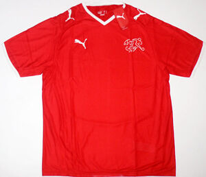 Switzerland-Football-Shirt-Soccer-Jersey-Top-Kit-Suisse-Schweiz-Trikot-Cheap