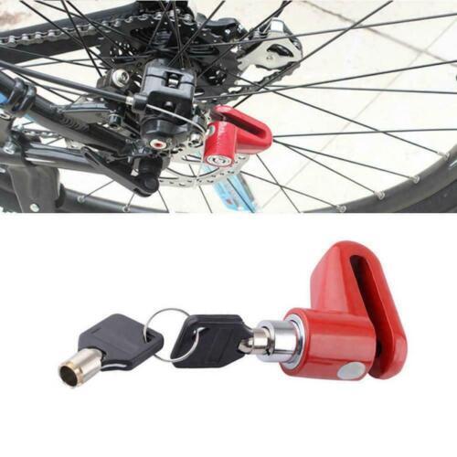 Diebstahlschutz Fahrrad Motorrad Rad Scheibenbremse Schloss Sicherheit Alar Q8I6