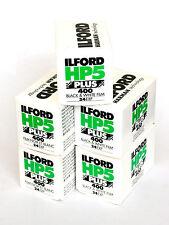 Pellicola 35mm Rullino BN bianco e nero Ilford HP5 Plus 400 135-24 5pz.