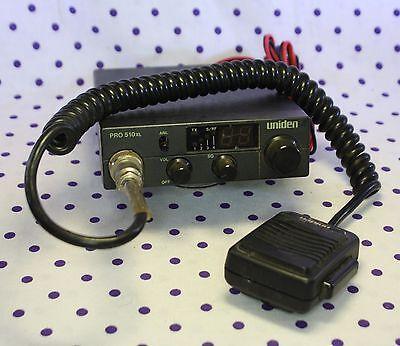 Uniden Pro510xl 40 Channels Cb Radio