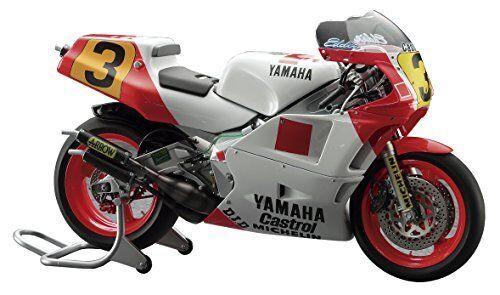 NEW Hasegawa 1 12 Yamaha YZR500 0W98 1988 WGP500 champion plastic model BK3