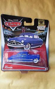 Disney-pixar-cars-nuovo-DOC-HUDSON-2015-new-fabulous-raro-novita-mattel-maclama