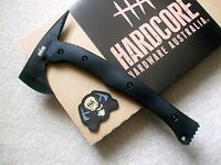Hardcore Hardware Australia Lft-01 Tactical Tomahawk Black G-10