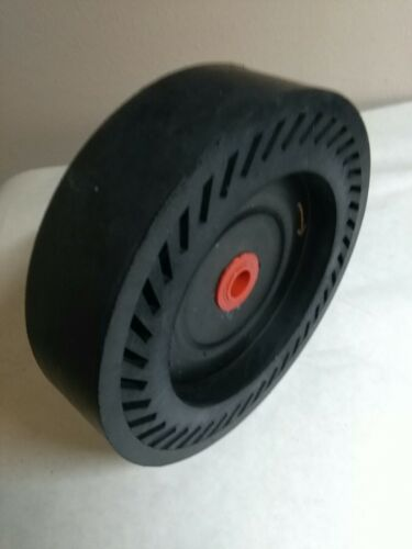 """6 x 1.5/"""" Expandable Drum Rubber Wheel 1 yr warranty Lapidary expanding polisher"""