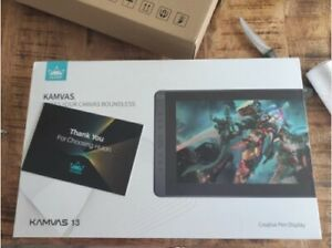 Huion-Kamvas-13-Pen-Display-Tablet-Boxed-with-stand