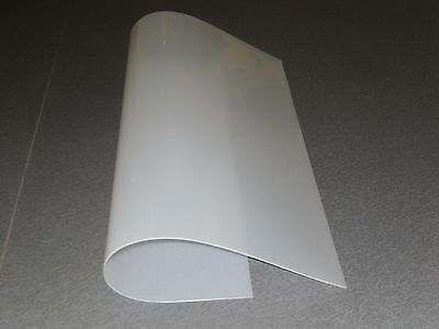 "High Density PLEXIGLASS Cut to Size CLEAR CAST ACRYLIC Sheet 8/""x10/""x 1//8/""thick"