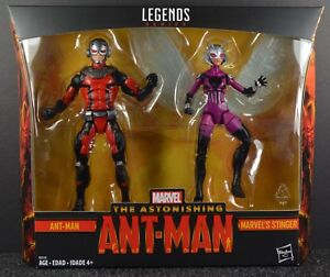 Marvel-Legends-Ant-Man-and-Stinger-6-Inch-Figures-2-pack-Toys-R-Us-Exclusive