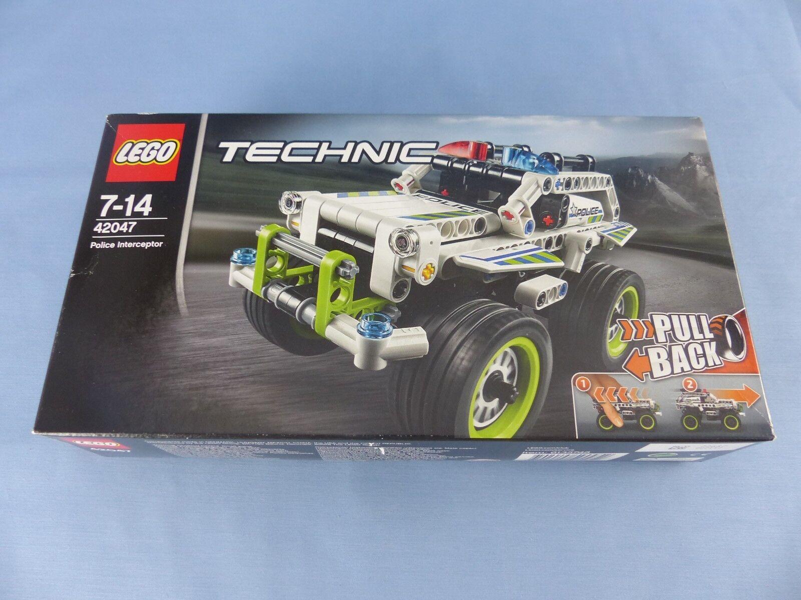 LEGO TECHNIC 42047 vehicule 4x4 à à à friction , NEUF en boite pour 7 - 14 ans ceb7c9