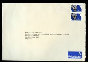 Denmark-1993-Airmail-Cover-To-UK-C4559