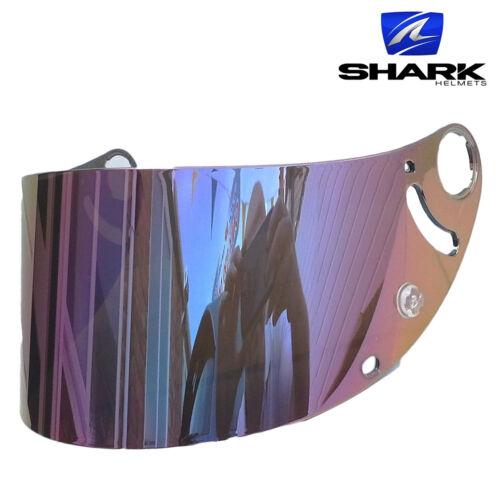 VISIERA SHARK RS2 RSR RSR2 RSR 2 V RSR2 Carbonio RSX VZ32 ARCOBALENO IRIDIUM
