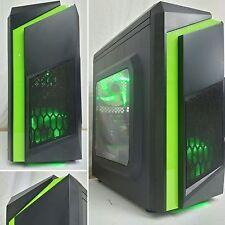 SUPER FAST GAMING COMPUTER INTEL CORE 2 DUO E8400 @ 3.00Ghz 4GB 500GB WIFI